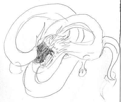 四つ目の仮面をかぶった龍の資料