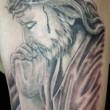 キリストのタトゥー